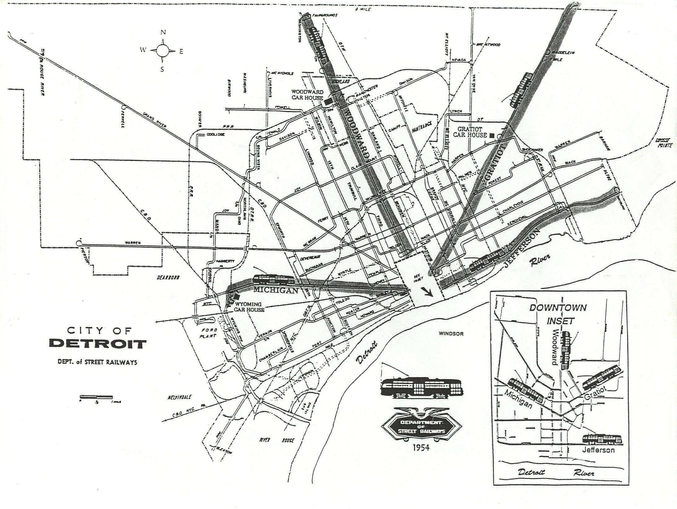 DETROIT TRANSIT HISTORY.info Detroit PCC Pt.3